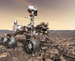 Первый поворот Perseverance на Марсе: марсоход поделился новыми фото Красной планеты