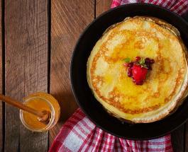 Блины на сливках: рецепт нежного и вкусного десерта на Масленицу