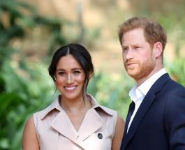 Новое фото принца Гарри и беременной Меган Маркл опубликовано в сети