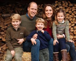 Открытки в память о принцессе Диане сделали дети Кейт Миддлтон и принца Уильяма