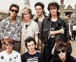 """Впервые за 30 лет группа """"Кино"""" дала живой концерт с записью голоса Виктора Цоя: видео"""