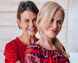 Младшая сестра Николь Кидман: как выглядит и чем занимается 50-летняя Антония