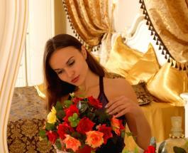 Любимый цветок женщины может много интересного рассказать о ее характере