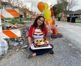 Вечеринку в честь годовщины незавершенного ремонта дороги организовала жительница США