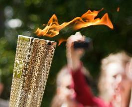 Олимпийский огонь зажжен на закрытой церемонии в Японии: видео торжественного момента