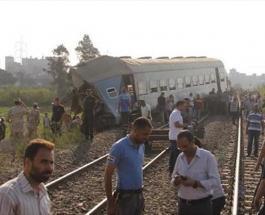 В Египте столкнулись два пассажирских поезда: более 30 человек погибли, более 60 - получили травмы