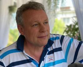 Сергей Жигунов женился в третий раз: 58-летний актер поделился новым фото с супругой
