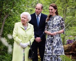 Дети Кейт Миддлтон и принца Уильяма увлеклись любимым занятием королевы