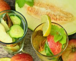 Вода с огурцом: 6 причин начинать утро с полезного напитка