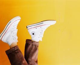 Готовимся к сухой и теплой весне: как правильно ухаживать за обувью белого цвета