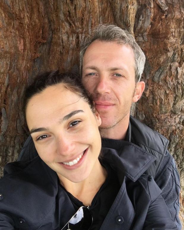 Галь Гадот с мужем