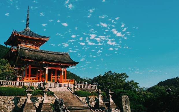 Киото в Японии