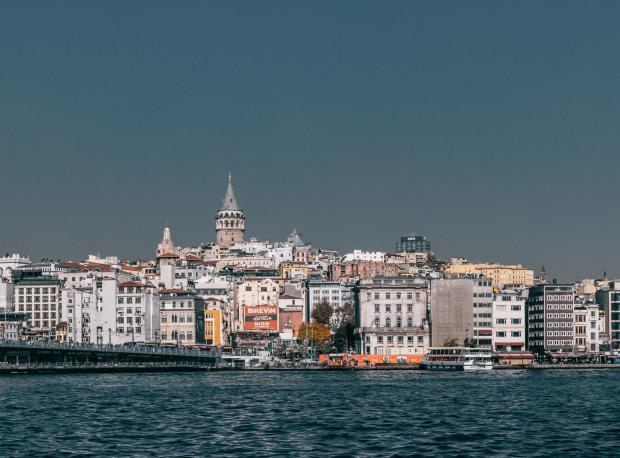 турецкий город Стамбул