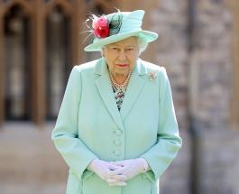 Почему Елизавета II выбрала наряд зеленого оттенка для первого выхода в свет в 2021 году