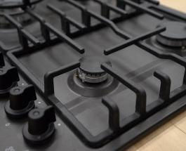 Как до блеска вымыть газовую плиту на кухне: пошаговый план действий
