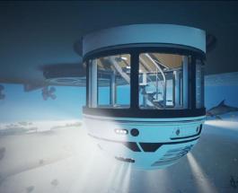 Яхты с подводной смотровой площадкой в виде капсулы вызвали восторг у любителей путешествий
