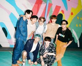 """Группа BTS записала новую песню """"Film Out"""" и сняла первый клип в 2021 году"""