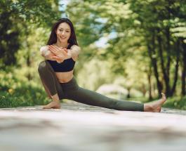 Йога для улучшения гибкости тела: 10 простых упражнений на растяжку