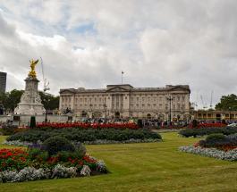Сады Букингемского дворца впервые будут открыты для публики летом 2021 года