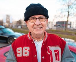 Самый стильный дедушка в сети: яркие фото 75-летнего любителя уличной моды