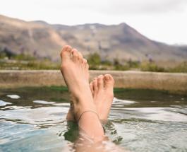 Красивые и здоровые пятки в домашних условиях: простое средство для смягчения кожи ступней