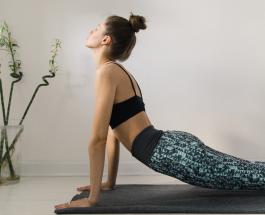 Йога для подтяжки бедер: 4 асана сделают вашу фигуру стройной и красивой
