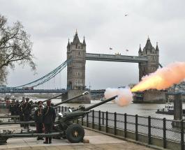 Оружейный салют раздался в городах Великобритании в память о принце Филиппе