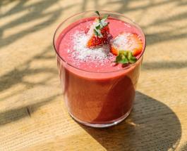 Фруктовый смузи из 3-х ингредиентов - напиток для укрепления иммунитета