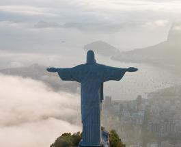 В Бразилии строят новую статую Христа Спасителя - на 5 метров выше чем в Рио-де-Жанейро