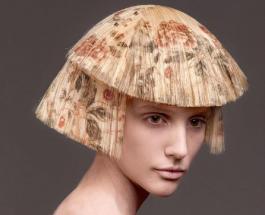 """""""Печать"""" на волосах: фото удивительных рисунков на прическах от мастера из Барселоны"""