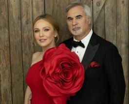 Валерий Меладзе и Альбина Джанабаева стали родителями: у звезд эстрады родилась дочь