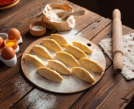 Пирожки с картошкой и мясом в духовке: рецепт вкусной домашней выпечки