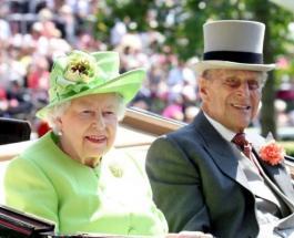 Неизвестное ранее фото принца Филиппа и Елизаветы II опубликовала в сети королевская семья