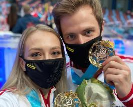 Впервые в истории: россияне победили на ЧМ по фигурному катанию и заработали 240 000 долларов