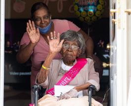 Старейшая жительница Америки Хестер Форд скончалась в возрасте 116 лет