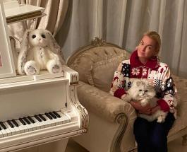 Анастасия Волочкова сильно похудела: поклонники беспокоятся за здоровье балерины