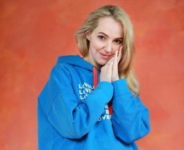 Галина Боб с дочерью выписалась из роддома: актриса показала свою семью в полном составе