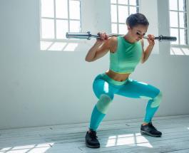 Как могут изменить тело и фигуру женщины 100 приседаний в день