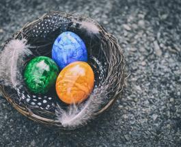 Как покрасить яйца на Пасху: оригинальные идеи и простые способы