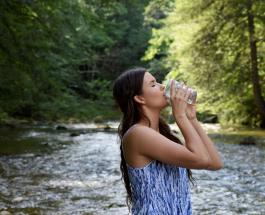 Ученые доказали что вода помогает похудеть и назвали рекомендуемый суточный объем жидкости