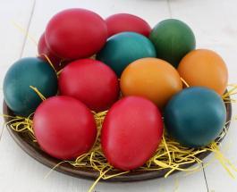 3 совета по покраске яиц на Пасху: как определить свежий продукт и спасти скорлупу от растрескивания