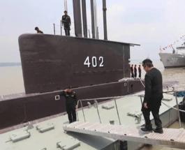 Найдены обломки подводной лодки пропавшей у побережья Бали