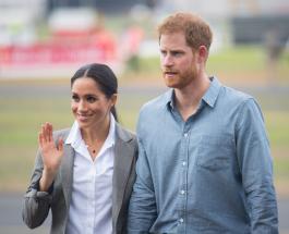 Беременная Меган Маркл замечена на прогулке с маленьким Арчи: новые фото жены принца Гарри