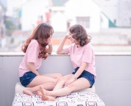 Разлученные в детстве сестры-близнецы нашли друг друга спустя 36 лет