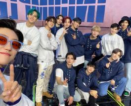 """К-pop группа """"Seventeen"""" установила рекорд благодаря успеху нового сингл-альбома"""