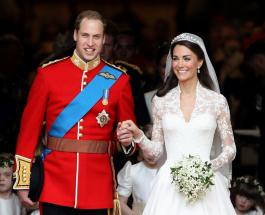 6 свадебных идей которые стоит позаимствовать у Кейт Миддлтон