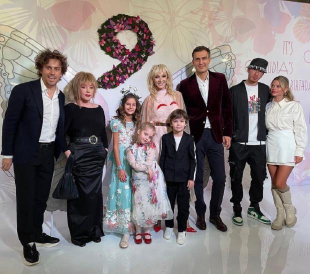 Семья Аллы Пугачевой