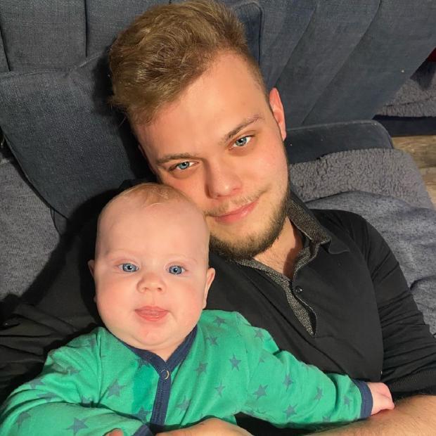 Младший сын Яны Поплавской