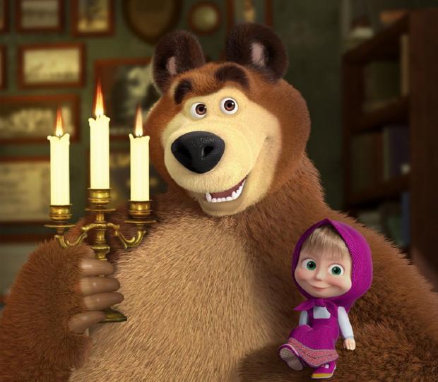 Маша и Медведб