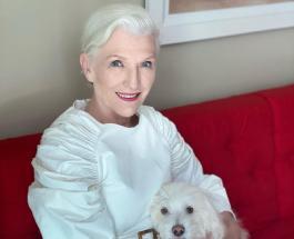 73-летняя мама Илона Маска украсила обложку нового выпуска модного журнала